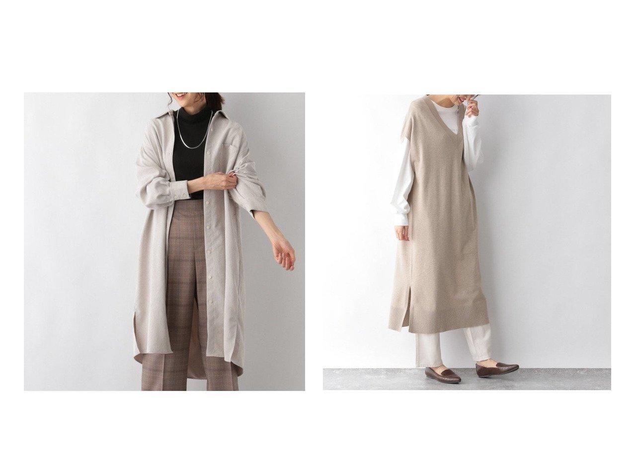 【GLOBAL WORK/グローバルワーク】のニットVフレンチスリーブOP&カロヤカコーデュロイシャツOP 【ワンピース・ドレス】おすすめ!人気、トレンド・レディースファッションの通販 おすすめで人気の流行・トレンド、ファッションの通販商品 インテリア・家具・メンズファッション・キッズファッション・レディースファッション・服の通販 founy(ファニー) https://founy.com/ ファッション Fashion レディースファッション WOMEN ワンピース Dress ニットワンピース Knit Dresses おすすめ Recommend スリーブ ノースリーブ フレンチ ベスト 秋 Autumn/Fall NEW・新作・新着・新入荷 New Arrivals タートル ボトム ロング 軽量 長袖 |ID:crp329100000071264