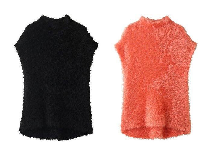 【ADORE/アドーア】の〈BLACK LABEL〉フェザーヤーンニット 【トップス・カットソー】おすすめ!人気、トレンド・レディースファッションの通販 おすすめ人気トレンドファッション通販アイテム 人気、トレンドファッション・服の通販 founy(ファニー) ファッション Fashion レディースファッション WOMEN トップス・カットソー Tops/Tshirt ニット Knit Tops プルオーバー Pullover A/W・秋冬 AW・Autumn/Winter・FW・Fall-Winter |ID:crp329100000071284