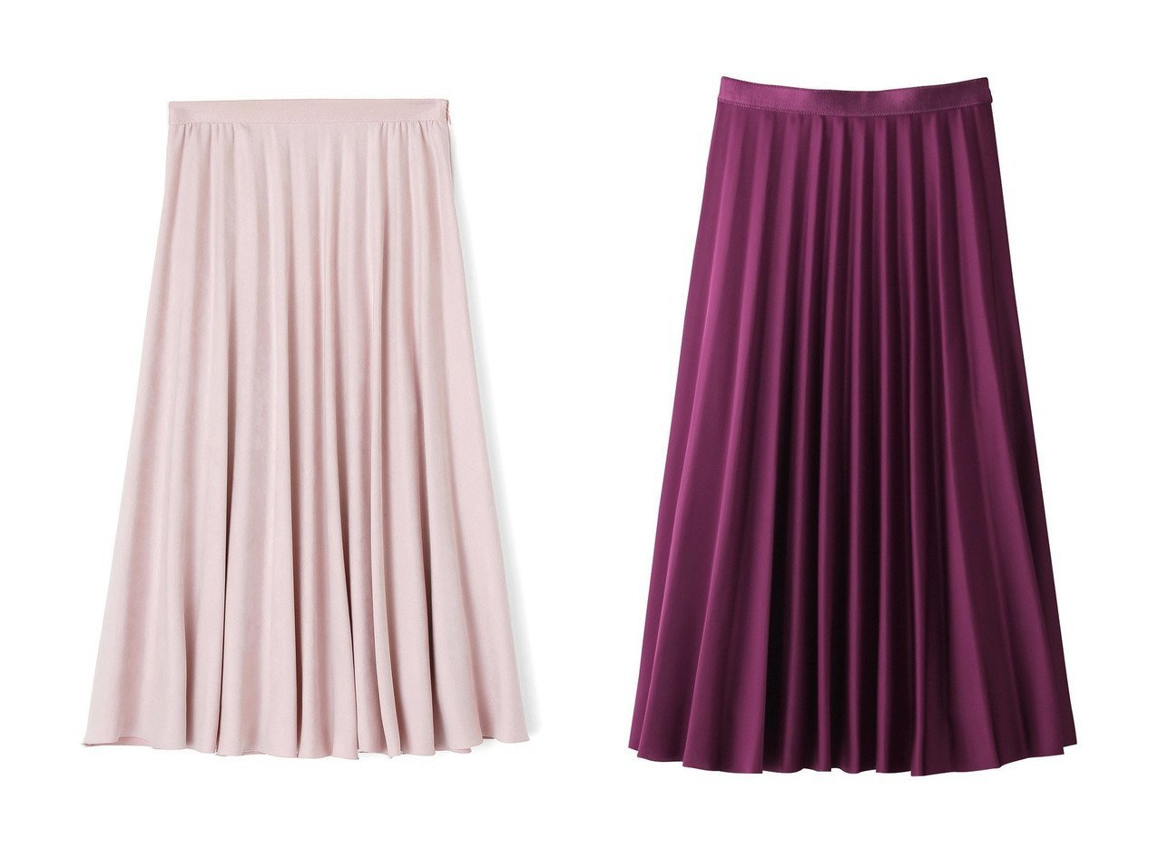 【ANAYI/アナイ】のサテンフレアプリーツスカート&フェイクスエードフレアプリーツ スカート 【スカート】おすすめ!人気、トレンド・レディースファッションの通販 おすすめで人気の流行・トレンド、ファッションの通販商品 インテリア・家具・メンズファッション・キッズファッション・レディースファッション・服の通販 founy(ファニー) https://founy.com/ ファッション Fashion レディースファッション WOMEN スカート Skirt プリーツスカート Pleated Skirts ロングスカート Long Skirt ギャザー フェイクスエード フレア プリーツ ロング |ID:crp329100000071359