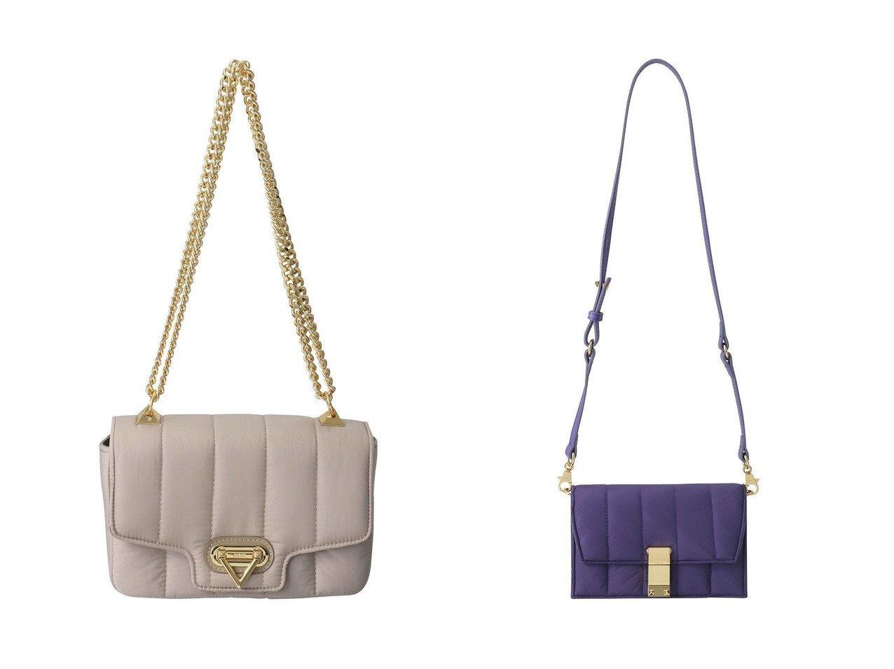 【STUNNING LURE/スタニングルアー】のFW21 NOMY&FW21 KIMG8O 【バッグ・鞄】おすすめ!人気、トレンド・レディースファッションの通販 おすすめで人気の流行・トレンド、ファッションの通販商品 インテリア・家具・メンズファッション・キッズファッション・レディースファッション・服の通販 founy(ファニー) https://founy.com/ ファッション Fashion レディースファッション WOMEN A/W・秋冬 AW・Autumn/Winter・FW・Fall-Winter キルティング スポーティ チェーン パーティ  ID:crp329100000071425
