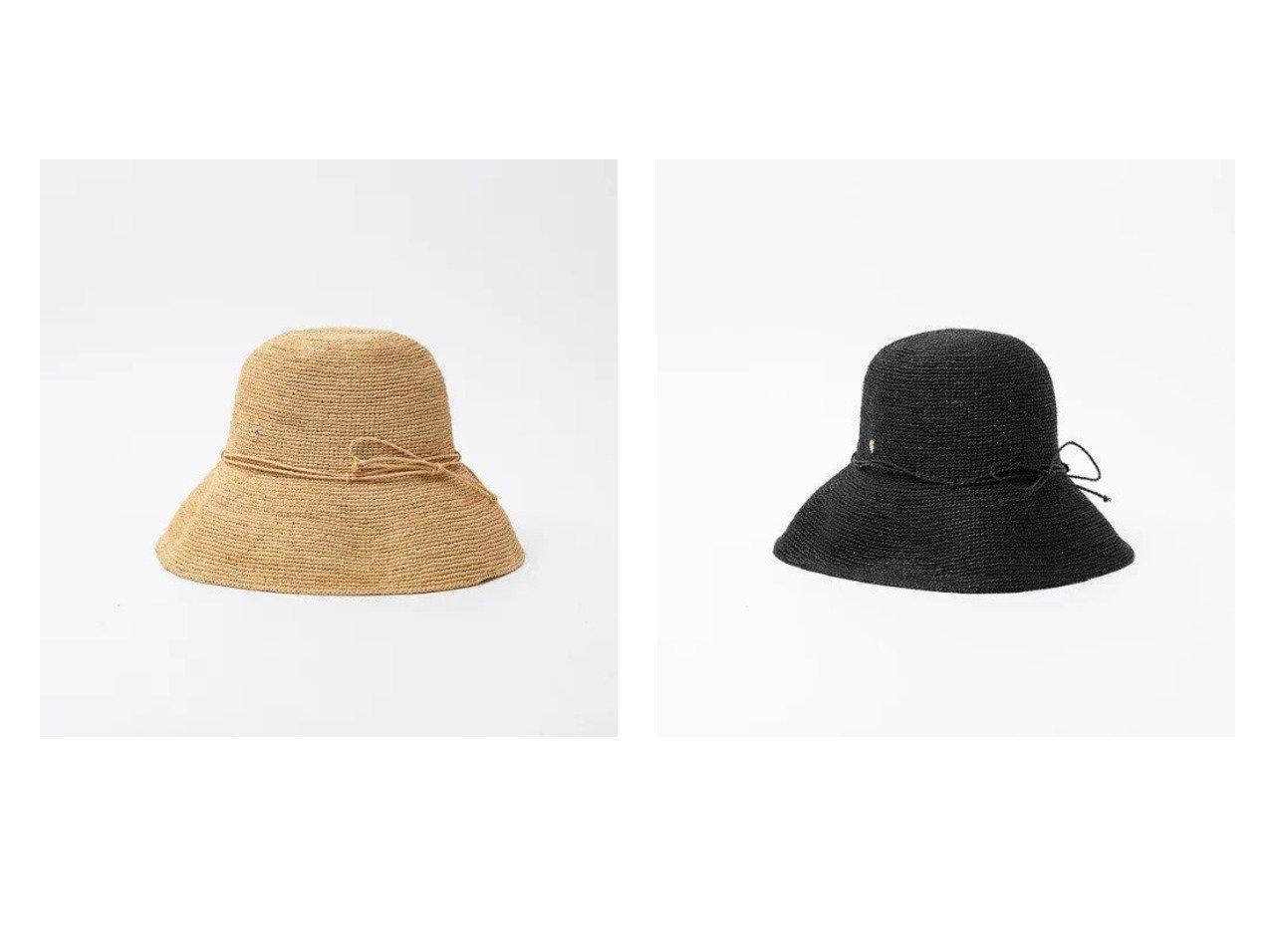 【DESIGN WORKS/デザイン ワークス】のHELEN KAMINSKI Provence 10 HAT おすすめ!人気、トレンド・レディースファッションの通販 おすすめで人気の流行・トレンド、ファッションの通販商品 インテリア・家具・メンズファッション・キッズファッション・レディースファッション・服の通販 founy(ファニー) https://founy.com/ ファッション Fashion レディースファッション WOMEN 帽子 Hats ラフィア 定番 Standard 帽子 |ID:crp329100000071687
