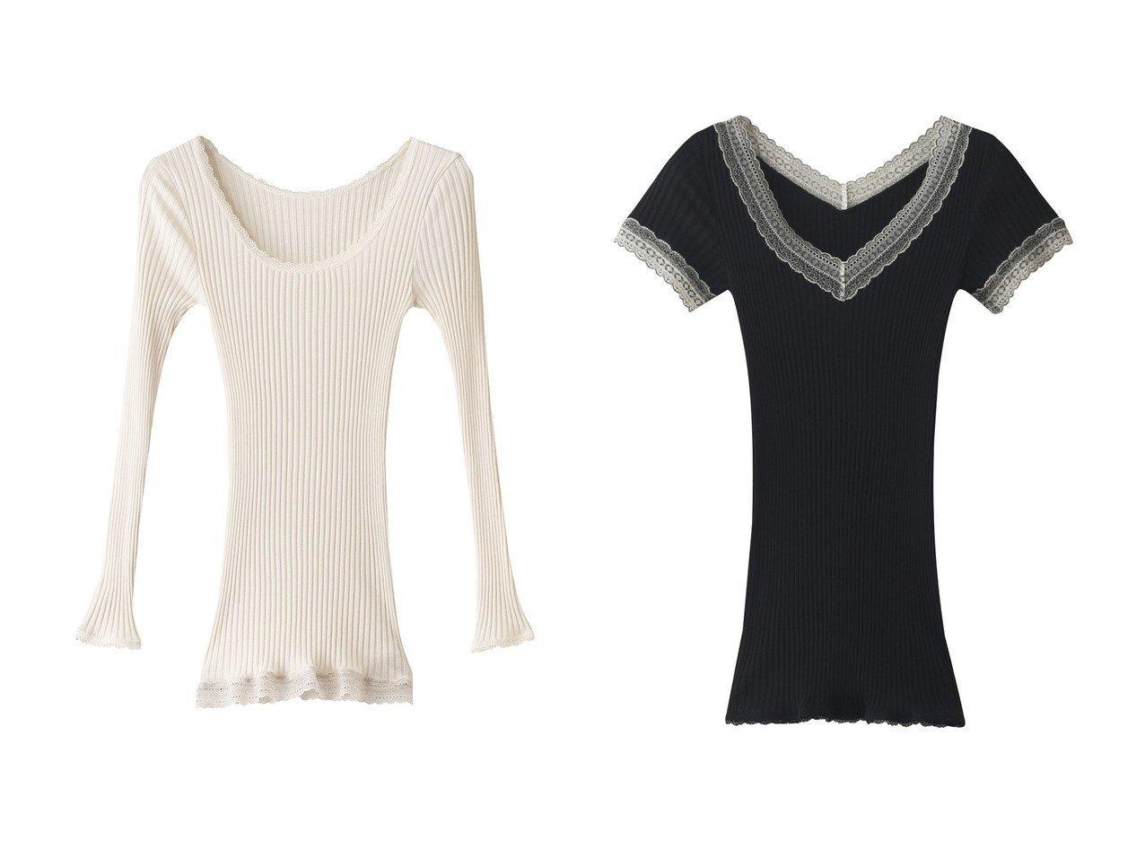 【KID BLUE/キッドブルー】のパウダーコットンリブ長袖インナー&パウダーコットンリブ半袖インナー 【ルームウェア・パジャマ】おすすめ!人気、トレンド・レディースファッションの通販 おすすめで人気の流行・トレンド、ファッションの通販商品 インテリア・家具・メンズファッション・キッズファッション・レディースファッション・服の通販 founy(ファニー) https://founy.com/ ファッション Fashion レディースファッション WOMEN 下着・ランジェリー Underwear その他インナー・ランジェリー Other lingerie おすすめ Recommend インナー セットアップ パウダー ランジェリー レース 半袖 フィット 長袖 |ID:crp329100000071783