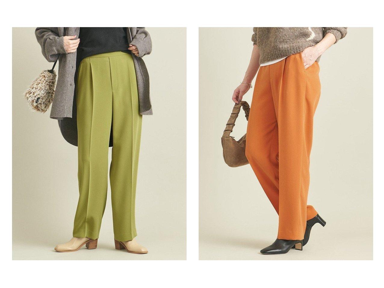 【BEAUTY&YOUTH / UNITED ARROWS/ビューティ&ユース ユナイテッドアローズ】のBY ダブルクロスタックワイドテーパードパンツ -ウォッシャブル- 【パンツ】おすすめ!人気、トレンド・レディースファッションの通販 おすすめで人気の流行・トレンド、ファッションの通販商品 インテリア・家具・メンズファッション・キッズファッション・レディースファッション・服の通販 founy(ファニー) https://founy.com/ ファッション Fashion レディースファッション WOMEN パンツ Pants ウォッシャブル ジーンズ スウェット スニーカー スマート センター とろみ ダブル テーパード トレンド 定番 Standard 人気 ボトム リラックス ルーズ ワイド A/W・秋冬 AW・Autumn/Winter・FW・Fall-Winter おすすめ Recommend |ID:crp329100000071801