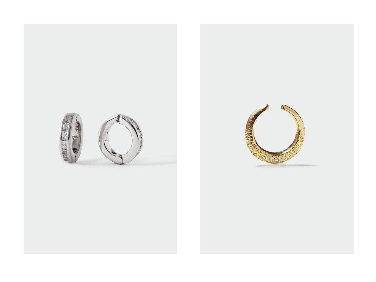 【AYAMI jewelry/アヤミ ジュエリー】のChannel Setting イヤリング&Pave Innocent イヤーカフ(片耳用) 【アクセサリー・ジュエリー】おすすめ!人気、トレンド・レディースファッションの通販 おすすめで人気の流行・トレンド、ファッションの通販商品 インテリア・家具・メンズファッション・キッズファッション・レディースファッション・服の通販 founy(ファニー) https://founy.com/ ファッション Fashion レディースファッション WOMEN ジュエリー Jewelry リング Rings イヤリング Earrings おすすめ Recommend イヤリング フォーマル 再入荷 Restock/Back in Stock/Re Arrival イヤーカフ シルバー シンプル ジュエリー テクスチャー リュクス 片耳  ID:crp329100000072207