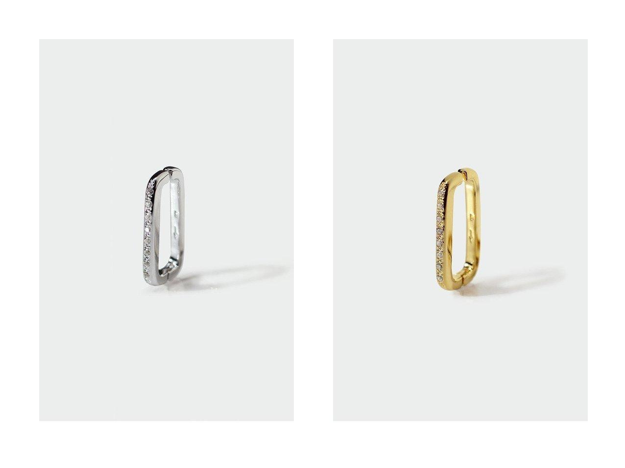 【AYAMI jewelry/アヤミ ジュエリー】のRectangle イヤリング(片耳用)&Rectangle イヤリング(片耳用) 【アクセサリー・ジュエリー】おすすめ!人気、トレンド・レディースファッションの通販 おすすめで人気の流行・トレンド、ファッションの通販商品 インテリア・家具・メンズファッション・キッズファッション・レディースファッション・服の通販 founy(ファニー) https://founy.com/ ファッション Fashion レディースファッション WOMEN ジュエリー Jewelry リング Rings イヤリング Earrings イヤリング 再入荷 Restock/Back in Stock/Re Arrival 片耳  ID:crp329100000072214