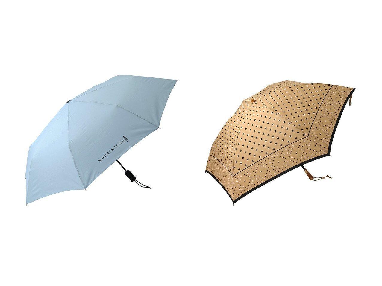 【martinique/マルティニーク】の【manipuri】折り畳み傘&【MACKINTOSH】折りたたみ傘 おすすめ!人気、トレンド・レディースファッションの通販 おすすめで人気の流行・トレンド、ファッションの通販商品 インテリア・家具・メンズファッション・キッズファッション・レディースファッション・服の通販 founy(ファニー) https://founy.com/ ファッション Fashion レディースファッション WOMEN 傘 / レイングッズ Umbrellas/Rainwear おすすめ Recommend コンパクト シンプル ハンカチ プリント ベーシック 傘 時計 軽量 トラベル |ID:crp329100000072242
