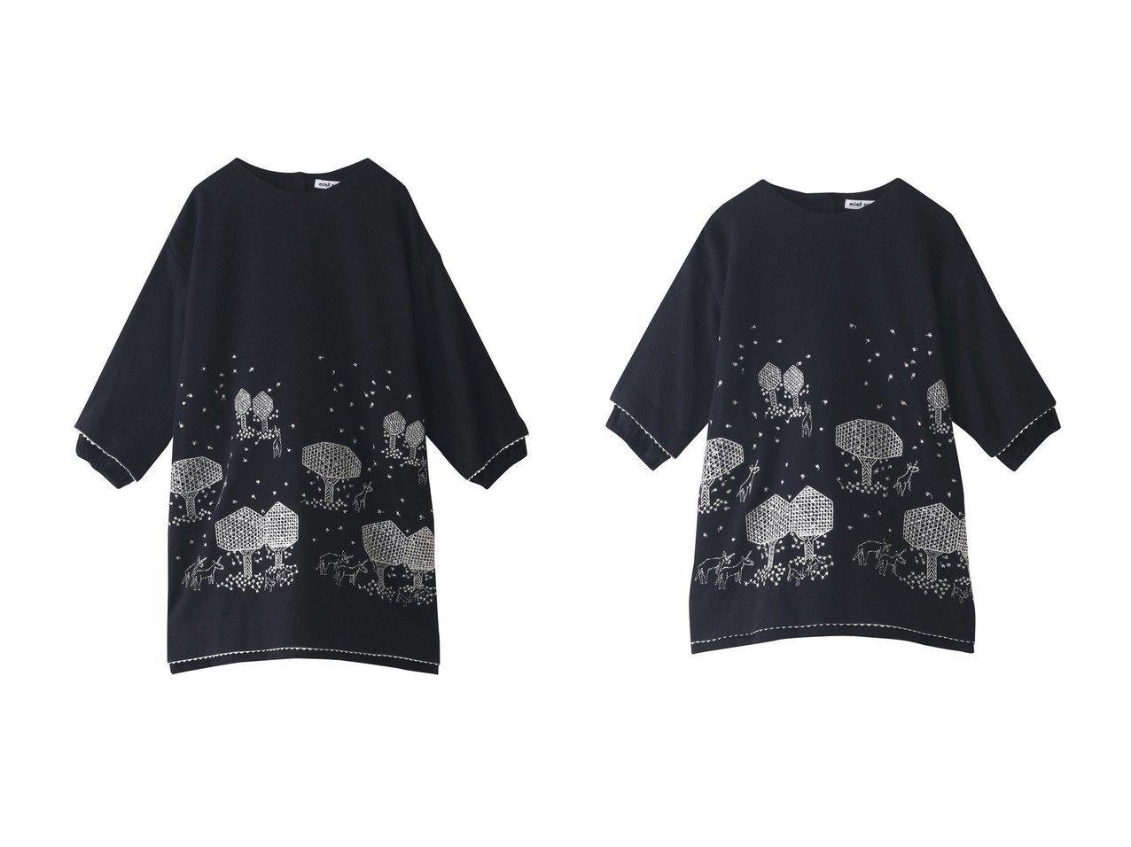【mina perhonen / KIDS/ミナ ペルホネン】の【KIDS】mori no hoshi ワンピース&【Baby】mori no hoshi ワンピース 【KIDS】子供服のおすすめ!人気トレンド・キッズファッションの通販 おすすめで人気の流行・トレンド、ファッションの通販商品 インテリア・家具・メンズファッション・キッズファッション・レディースファッション・服の通販 founy(ファニー) https://founy.com/ ファッション Fashion キッズファッション KIDS ワンピース Dress/Kids トップス・カットソー Tops/Tees/Kids おすすめ Recommend レギンス  ID:crp329100000072280