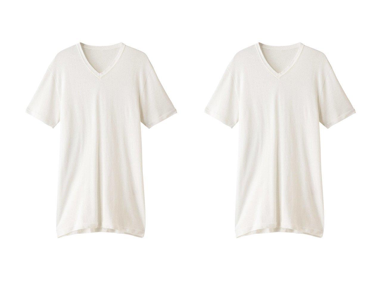 【PRISTINE / MEN/プリスティン】の【MEN】無縫製薄手半袖Vネックシャツ&【MEN】無縫製薄手半袖Vネックシャツ(箱なし) 【MEN】おすすめ!人気トレンド・男性、メンズファッションの通販 おすすめで人気の流行・トレンド、ファッションの通販商品 インテリア・家具・メンズファッション・キッズファッション・レディースファッション・服の通販 founy(ファニー) https://founy.com/ ファッション Fashion メンズファッション MEN トップス・カットソー Tops/Tshirt/Men シャツ Shirts ショート シンプル スリーブ 半袖  ID:crp329100000072295
