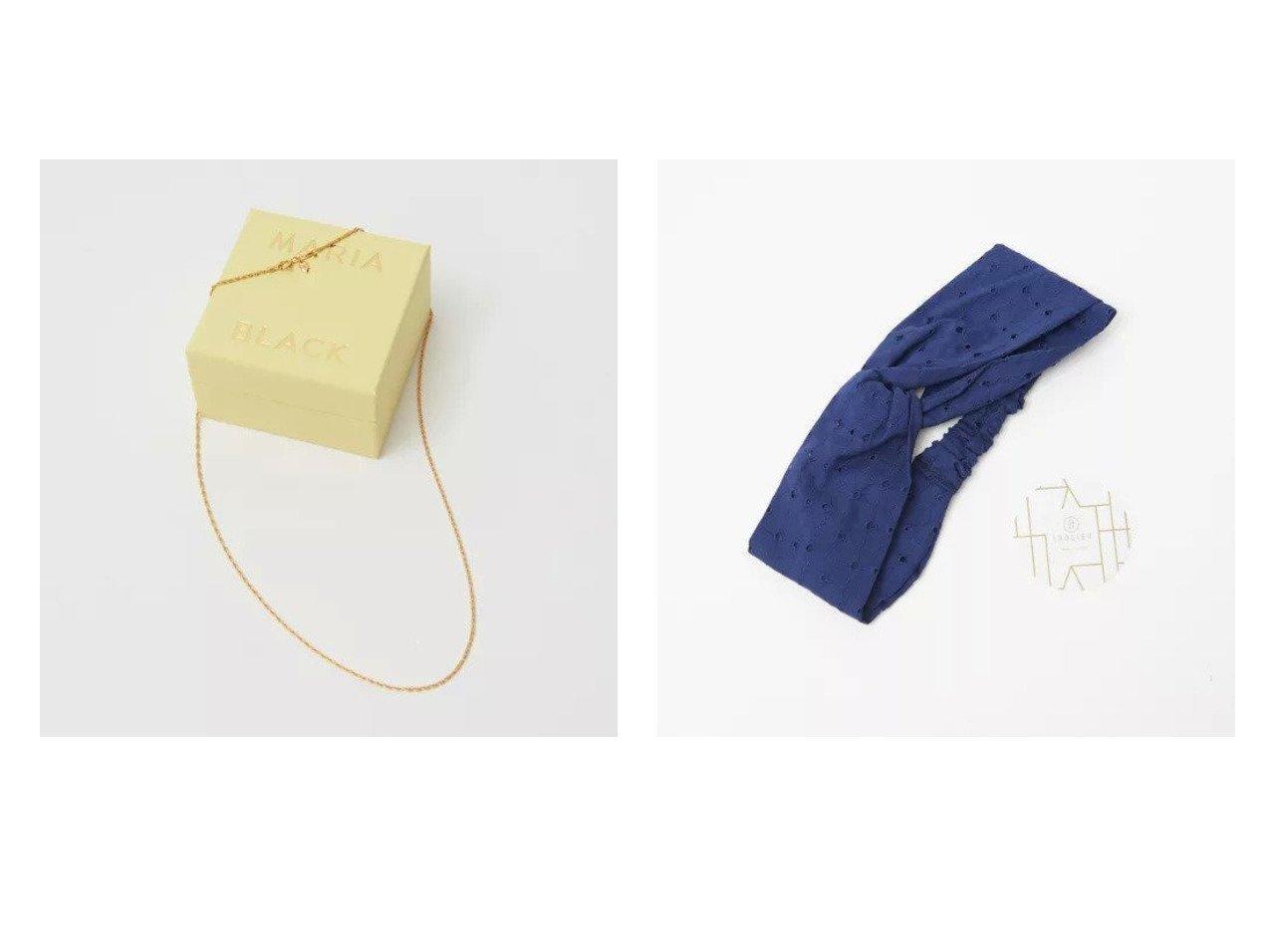 【Rouge vif/ルージュ ヴィフ】の【IROLIER】フラワーレースターバン&【MARIA BLACK】Sofiaネックレス おすすめ!人気、トレンド・レディースファッションの通販 おすすめで人気の流行・トレンド、ファッションの通販商品 インテリア・家具・メンズファッション・キッズファッション・レディースファッション・服の通販 founy(ファニー) https://founy.com/ ファッション Fashion レディースファッション WOMEN ジュエリー Jewelry ネックレス Necklaces シュシュ / ヘアアクセ Hair Accessories おすすめ Recommend アクセサリー コレクション ジュエリー チェーン ネックレス ロンドン ショート シンプル ターバン ブロック モダン リラックス レース ロング ワーク 楽ちん 無地 |ID:crp329100000072370