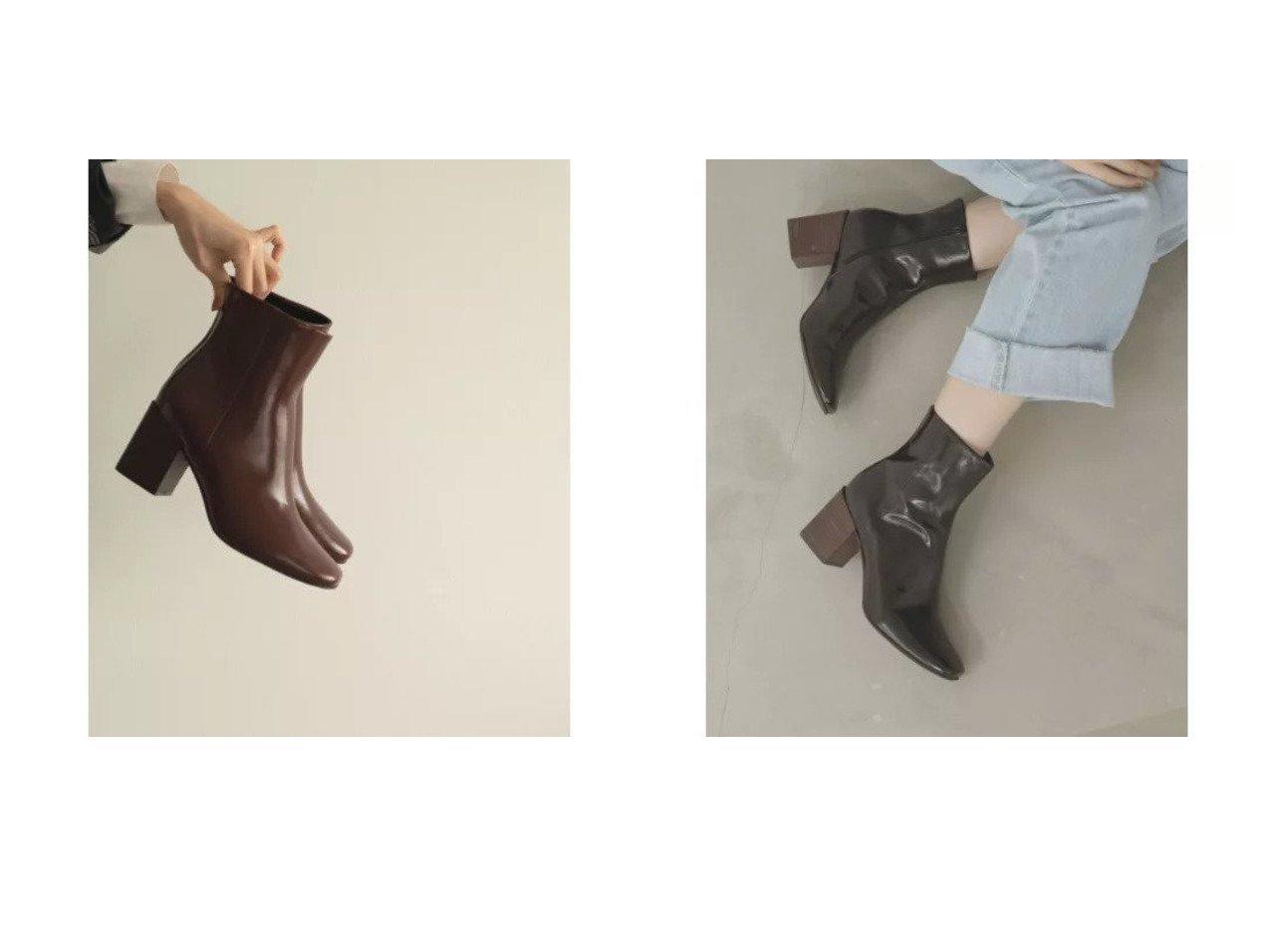 【marjour/マージュール】のECO LEATHER BOOTS おすすめ!人気、トレンド・レディースファッションの通販 おすすめで人気の流行・トレンド、ファッションの通販商品 インテリア・家具・メンズファッション・キッズファッション・レディースファッション・服の通販 founy(ファニー) https://founy.com/ ファッション Fashion レディースファッション WOMEN シューズ ショート ジップ デニム フェイクレザー ベーシック ミドル リアル ワイド おすすめ Recommend |ID:crp329100000072377