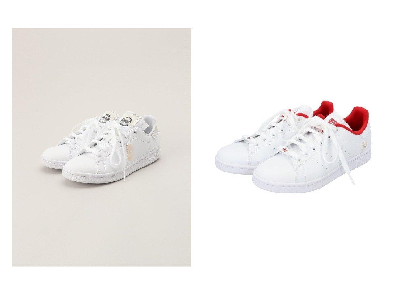 【adidas Originals/アディダス オリジナルス】のスタンスミス STAN SMITH アディダスオリジナルス&スタンスミス STAN SMITH アディダスオリジナルス おすすめ!人気、トレンド・レディースファッションの通販 おすすめで人気の流行・トレンド、ファッションの通販商品 インテリア・家具・メンズファッション・キッズファッション・レディースファッション・服の通販 founy(ファニー) https://founy.com/ ファッション Fashion レディースファッション WOMEN シューズ スニーカー スポーツ スリッポン 定番 Standard フィット ミックス ライニング 再入荷 Restock/Back in Stock/Re Arrival  ID:crp329100000072400
