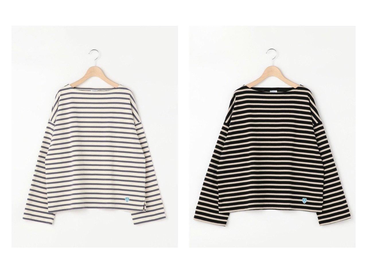 【Bshop/ビショップ】の【ORCIVAL】コットンロード ワイドフレンチバスクシャツ WOMEN おすすめ!人気、トレンド・レディースファッションの通販 おすすめで人気の流行・トレンド、ファッションの通販商品 インテリア・家具・メンズファッション・キッズファッション・レディースファッション・服の通販 founy(ファニー) https://founy.com/ ファッション Fashion レディースファッション WOMEN トップス・カットソー Tops/Tshirt シャツ/ブラウス Shirts/Blouses ロング / Tシャツ T-Shirts カットソー Cut and Sewn カットソー バスク  ID:crp329100000072412