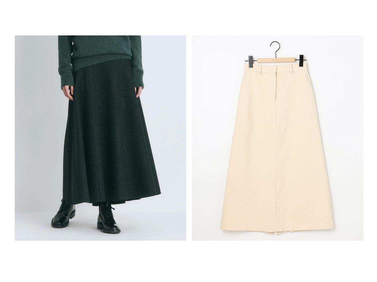 【ATON/エイトン】のSUPER 140 S BOUMOU MELTON フレアスカート&【SHARE PARK/シェアパーク】の【洗える】モールスキンスカート 【スカート】おすすめ!人気、トレンド・レディースファッションの通販 おすすめで人気の流行・トレンド、ファッションの通販商品 インテリア・家具・メンズファッション・キッズファッション・レディースファッション・服の通販 founy(ファニー) https://founy.com/ ファッション Fashion レディースファッション WOMEN スカート Skirt Aライン/フレアスカート Flared A-Line Skirts 送料無料 Free Shipping カシミヤ ジャージ フレア メルトン ロング 切替 洗える |ID:crp329100000072547