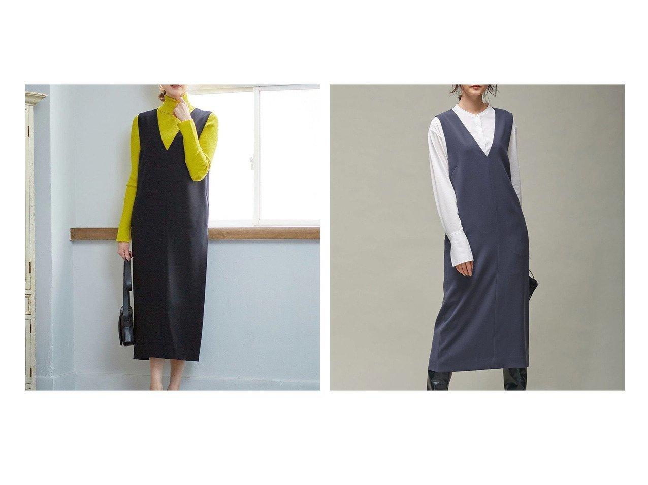 【iCB/アイシービー】の【WEB限定】Round Nap ジャンパースカート ワンピース 【スカート】おすすめ!人気、トレンド・レディースファッションの通販 おすすめで人気の流行・トレンド、ファッションの通販商品 インテリア・家具・メンズファッション・キッズファッション・レディースファッション・服の通販 founy(ファニー) https://founy.com/ ファッション Fashion レディースファッション WOMEN スカート Skirt インナー 抗菌 サテン ジャケット ストレッチ スリット ダブル トレンド ドレープ ロング A/W・秋冬 AW・Autumn/Winter・FW・Fall-Winter 2021年 2021 2021-2022秋冬・A/W AW・Autumn/Winter・FW・Fall-Winter・2021-2022 送料無料 Free Shipping |ID:crp329100000072549