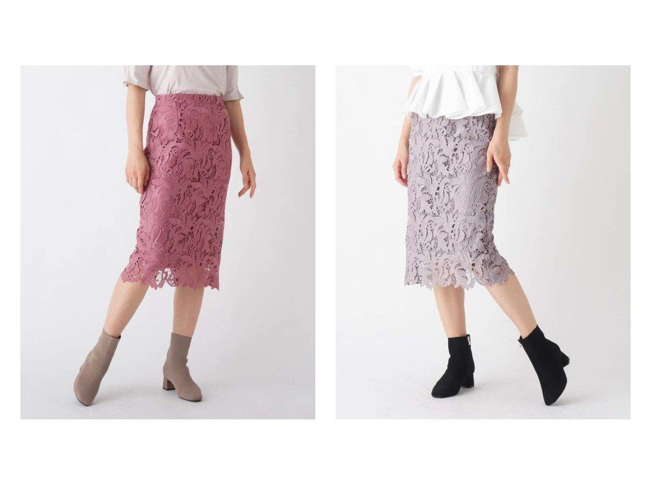【INDEX/インデックス】のリーフレースタイトスカート 【スカート】おすすめ!人気、トレンド・レディースファッションの通販 おすすめで人気の流行・トレンド、ファッションの通販商品 インテリア・家具・メンズファッション・キッズファッション・レディースファッション・服の通販 founy(ファニー) https://founy.com/ ファッション Fashion レディースファッション WOMEN スカート Skirt サテン スリット ベーシック リーフ レース ローズ 再入荷 Restock/Back in Stock/Re Arrival 定番 Standard 秋 Autumn/Fall |ID:crp329100000072561