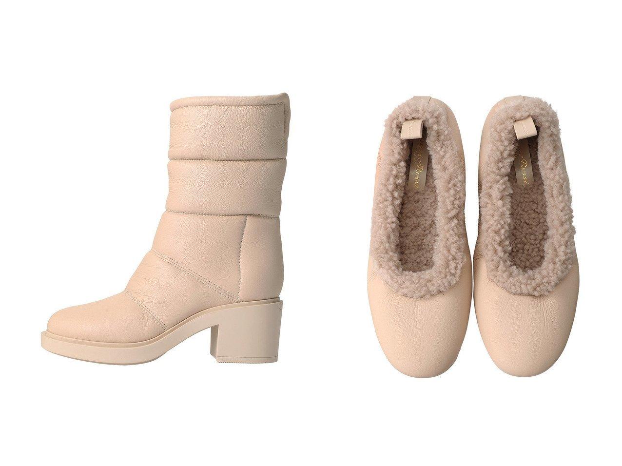 【GIANVITO ROSSI/ジャンビト ロッシ】のキルティングムートンブーツ&SANGA ムートンフラットシューズ 【シューズ・靴】おすすめ!人気、トレンド・レディースファッションの通販 おすすめで人気の流行・トレンド、ファッションの通販商品 インテリア・家具・メンズファッション・キッズファッション・レディースファッション・服の通販 founy(ファニー) https://founy.com/ ファッション Fashion レディースファッション WOMEN キルティング ショート シンプル シューズ トラベル フィット フォルム フラット ムートン |ID:crp329100000072566