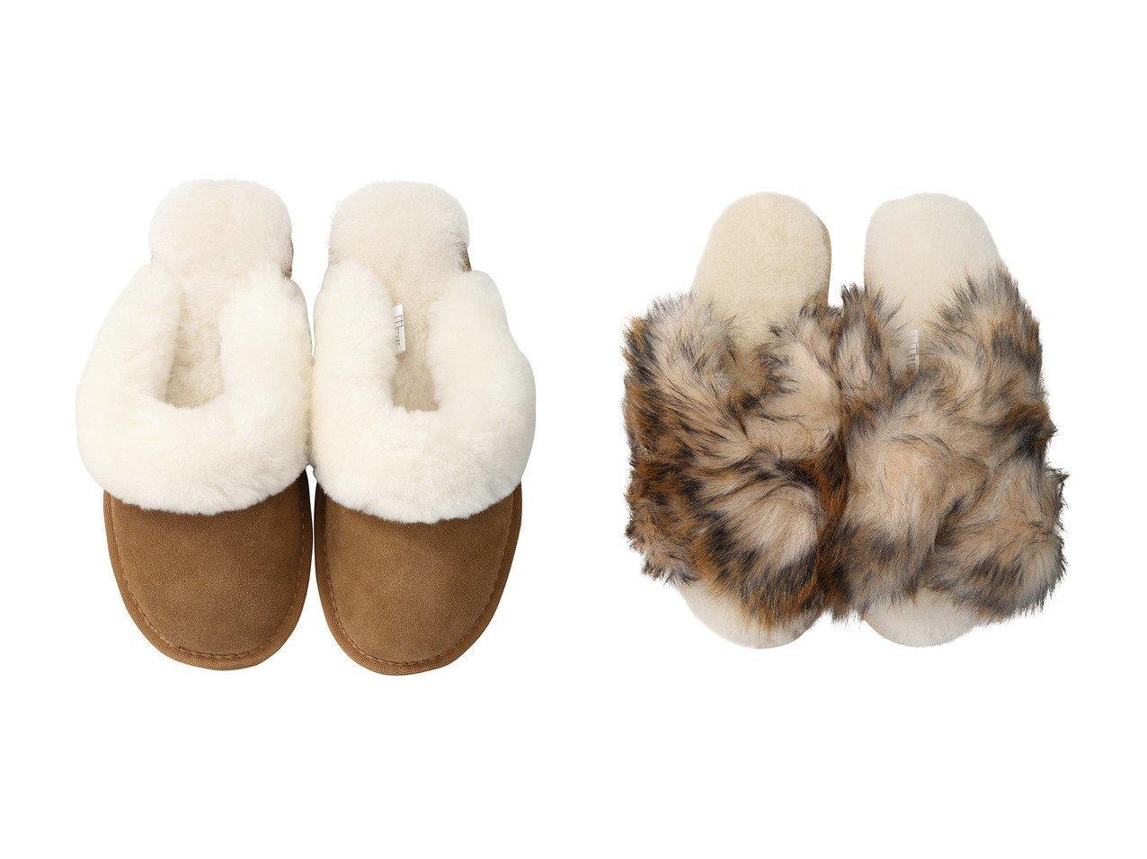 【EMU Australia/エミュ オーストラリア】のJolie スリッパ&Mayberry Lava シープスキンサンダル 【シューズ・靴】おすすめ!人気、トレンド・レディースファッションの通販 おすすめで人気の流行・トレンド、ファッションの通販商品 インテリア・家具・メンズファッション・キッズファッション・レディースファッション・服の通販 founy(ファニー) https://founy.com/ ファッション Fashion レディースファッション WOMEN シューズ スエード スリッパ フラット ラバー サンダル マーブル ムートン ラグジュアリー |ID:crp329100000072571