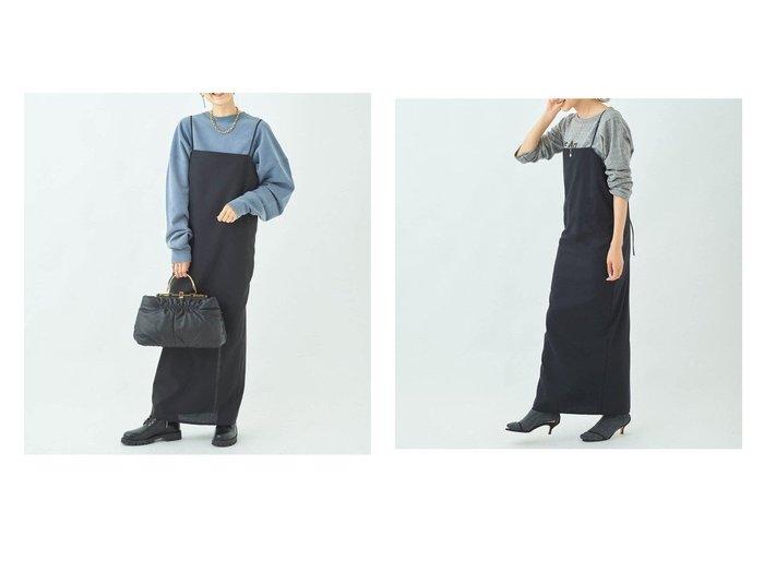 【Plage/プラージュ】のTWキャミワンピース 【ワンピース・ドレス】おすすめ!人気、トレンド・レディースファッションの通販 おすすめ人気トレンドファッション通販アイテム 人気、トレンドファッション・服の通販 founy(ファニー) ファッション Fashion レディースファッション WOMEN ワンピース Dress キャミワンピース No Sleeve Dresses 2021年 2021 2021-2022秋冬・A/W AW・Autumn/Winter・FW・Fall-Winter・2021-2022 A/W・秋冬 AW・Autumn/Winter・FW・Fall-Winter インナー キャミワンピース ラップ リボン |ID:crp329100000074214
