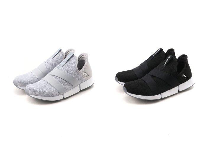 【Reebok/リーボック】のデイリーフィット DMX AP スリップオン DailyFit DMX AP Slip-On Shoes 【シューズ・靴】おすすめ!人気、トレンド・レディースファッションの通販 おすすめ人気トレンドファッション通販アイテム 人気、トレンドファッション・服の通販 founy(ファニー) ファッション Fashion レディースファッション WOMEN クッション シューズ スニーカー スリッポン フィット |ID:crp329100000074369