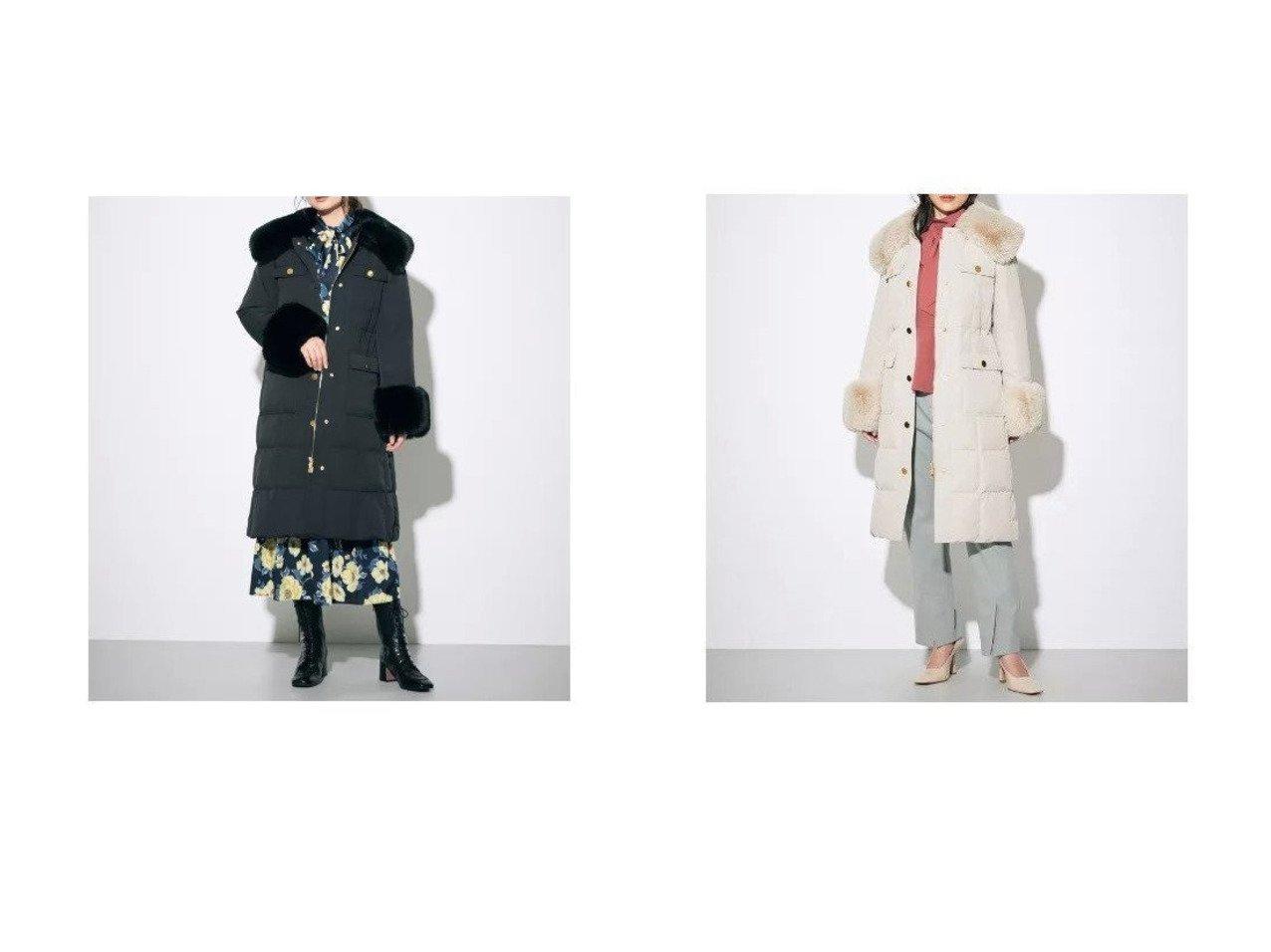 【GRACE CONTINENTAL/グレース コンチネンタル】のキルトロングダウンコート 【アウター】おすすめ!人気、トレンド・レディースファッションの通販 おすすめで人気の流行・トレンド、ファッションの通販商品 インテリア・家具・メンズファッション・キッズファッション・レディースファッション・服の通販 founy(ファニー) https://founy.com/ ファッション Fashion レディースファッション WOMEN アウター Coat Outerwear コート Coats ダウン Down Coats And Jackets キルト ジャケット スクエア タフタ ダウン フェザー メタル リアル  ID:crp329100000074430