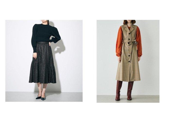 【moussy/マウジー】のTAILORED COLLAR ドレス&【GRACE CONTINENTAL/グレース コンチネンタル】のタフタニットワンピース 【ワンピース・ドレス】おすすめ!人気、トレンド・レディースファッションの通販 おすすめ人気トレンドファッション通販アイテム インテリア・キッズ・メンズ・レディースファッション・服の通販 founy(ファニー) https://founy.com/ ファッション Fashion レディースファッション WOMEN ワンピース Dress ニットワンピース Knit Dresses ドレス Party Dresses マキシワンピース Maxi Dress NEW・新作・新着・新入荷 New Arrivals スリーブ セットアップ タフタ おすすめ Recommend クラシカル チェック ドレス マキシ ロング 羽織 |ID:crp329100000074474