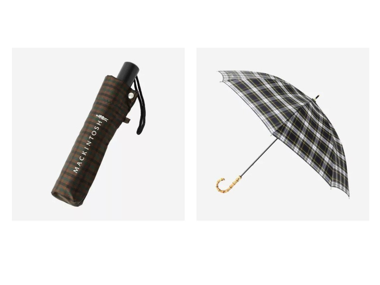 【MACKINTOSH LONDON/マッキントッシュ ロンドン】の【MACKINTOSH】チェック柄折り畳み傘&【MACKINTOSH】タータンチェックアンブレラ おすすめ!人気、トレンド・レディースファッションの通販 おすすめで人気の流行・トレンド、ファッションの通販商品 インテリア・家具・メンズファッション・キッズファッション・レディースファッション・服の通販 founy(ファニー) https://founy.com/ ファッション Fashion レディースファッション WOMEN 傘 / レイングッズ Umbrellas/Rainwear チェック 傘 A/W・秋冬 AW・Autumn/Winter・FW・Fall-Winter クラシカル 軽量 |ID:crp329100000074595