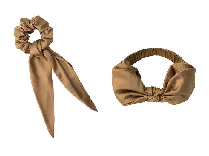 【TRESSE/トレス】のPetite Sophie スカーフ付きシュシュ&Petite Sophie ヘアバンド おすすめ!人気、トレンド・レディースファッションの通販 おすすめ人気トレンドファッション通販アイテム 人気、トレンドファッション・服の通販 founy(ファニー) ファッション Fashion レディースファッション WOMEN シュシュ / ヘアアクセ Hair Accessories アクセサリー スカーフ |ID:crp329100000074702