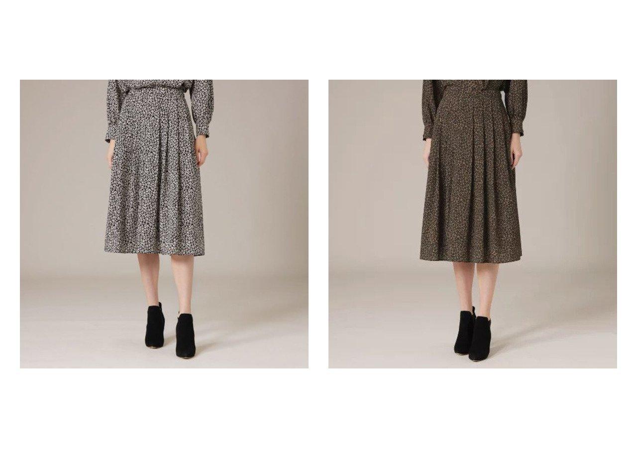 【MACKINTOSH LONDON/マッキントッシュ ロンドン】のレオパードプリントスカート 【スカート】おすすめ!人気、トレンド・レディースファッションの通販 おすすめで人気の流行・トレンド、ファッションの通販商品 インテリア・家具・メンズファッション・キッズファッション・レディースファッション・服の通販 founy(ファニー) https://founy.com/ ファッション Fashion レディースファッション WOMEN スカート Skirt おすすめ Recommend ウォッシャブル カットソー シンプル ストレッチ セットアップ ドレス ドレープ ベーシック マキシ レオパード ロング  ID:crp329100000074894