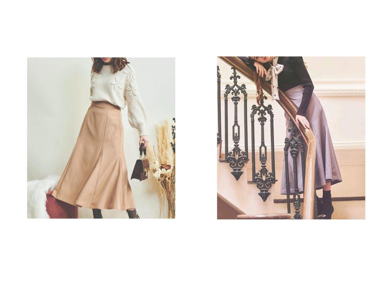 【Noela/ノエラ】のハイウエストマーメイドスカート 【スカート】おすすめ!人気、トレンド・レディースファッションの通販 おすすめで人気の流行・トレンド、ファッションの通販商品 インテリア・家具・メンズファッション・キッズファッション・レディースファッション・服の通販 founy(ファニー) https://founy.com/ ファッション Fashion レディースファッション WOMEN スカート Skirt 2021年 2021 2021-2022秋冬・A/W AW・Autumn/Winter・FW・Fall-Winter・2021-2022 A/W・秋冬 AW・Autumn/Winter・FW・Fall-Winter ベロア マーメイド リボン  ID:crp329100000074895