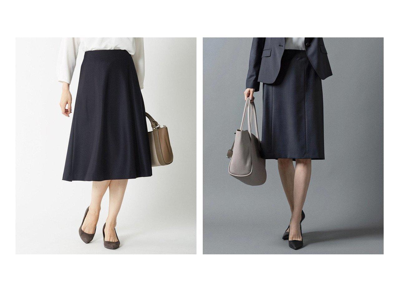 【J.PRESS/ジェイ プレス】の【セットアップ対応】アクアレジェンドウールジャージー スカート&【スーツ】BAHARIYE スカート 【スカート】おすすめ!人気、トレンド・レディースファッションの通販 おすすめで人気の流行・トレンド、ファッションの通販商品 インテリア・家具・メンズファッション・キッズファッション・レディースファッション・服の通販 founy(ファニー) https://founy.com/ ファッション Fashion レディースファッション WOMEN スカート Skirt スーツ Suits スーツ スカート Skirt セットアップ Setup スカート Skirt ジャケット ストレッチ スーツ セットアップ チェック 無地 送料無料 Free Shipping おすすめ Recommend シンプル フレア 切替  ID:crp329100000074901