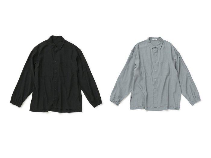 【ONWARD Design Diversity/オンワード デザイン ダイバーシティ】の【IIQUAL】ライトシャツブルゾン 【アウター】おすすめ!人気、トレンド・レディースファッションの通販 おすすめ人気トレンドファッション通販アイテム 人気、トレンドファッション・服の通販 founy(ファニー) ファッション Fashion レディースファッション WOMEN アウター Coat Outerwear ブルゾン Blouson/Jackets トップス・カットソー Tops/Tshirt シャツ/ブラウス Shirts/Blouses 送料無料 Free Shipping インナー ブルゾン 冬 Winter |ID:crp329100000074932