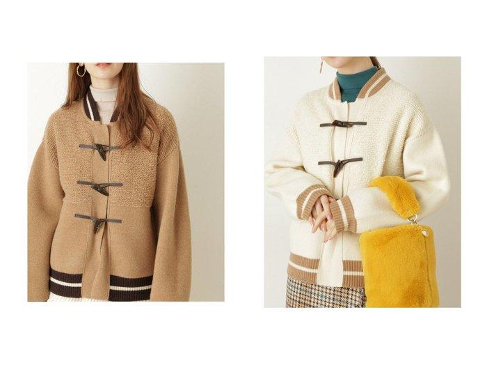 【JILL STUART/ジルスチュアート】のオリーヴニットブルゾン おすすめ!人気、トレンド・レディースファッションの通販 おすすめ人気トレンドファッション通販アイテム 人気、トレンドファッション・服の通販 founy(ファニー) ファッション Fashion レディースファッション WOMEN アウター Coat Outerwear ブルゾン Blouson/Jackets トップス・カットソー Tops/Tshirt ニット Knit Tops ブルゾン |ID:crp329100000075108