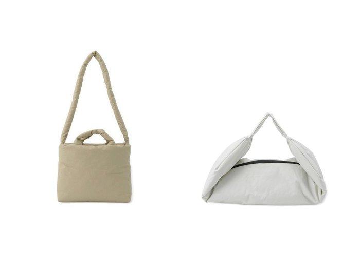 【KASSL EDITIONS/カッスル エディションズ】のBag Pillow Small Oil&Bag Sling Oil 【バッグ・鞄】おすすめ!人気、トレンド・レディースファッションの通販 おすすめ人気トレンドファッション通販アイテム 人気、トレンドファッション・服の通販 founy(ファニー) ファッション Fashion レディースファッション WOMEN バッグ Bag 2021年 2021 2021-2022秋冬・A/W AW・Autumn/Winter・FW・Fall-Winter・2021-2022 A/W・秋冬 AW・Autumn/Winter・FW・Fall-Winter オイル クッション ハンドバッグ フォルム モダン 秋 Autumn/Fall ショルダー |ID:crp329100000075193