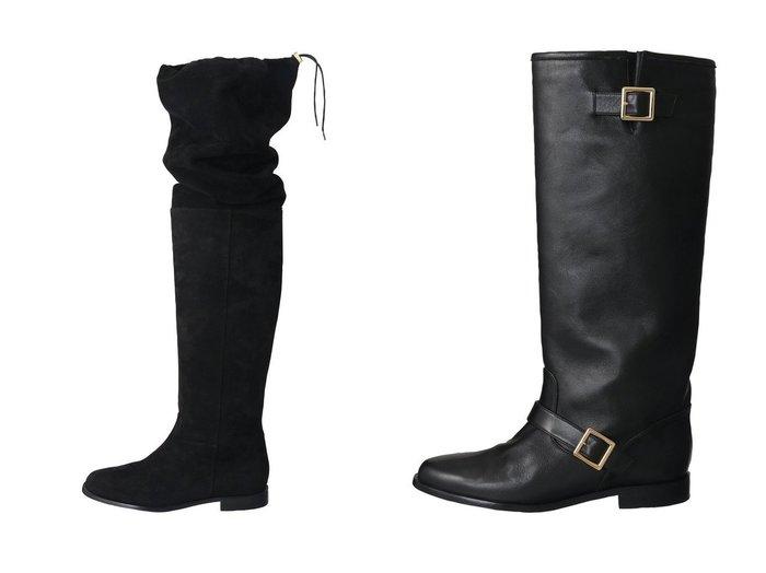 【STUNNING LURE/スタニングルアー】のNEBULONIE ブーツ&NEBULONIE ブーツ 【シューズ・靴】おすすめ!人気、トレンド・レディースファッションの通販 おすすめ人気トレンドファッション通販アイテム 人気、トレンドファッション・服の通販 founy(ファニー) ファッション Fashion レディースファッション WOMEN ショート シンプル ロング スエード |ID:crp329100000075474