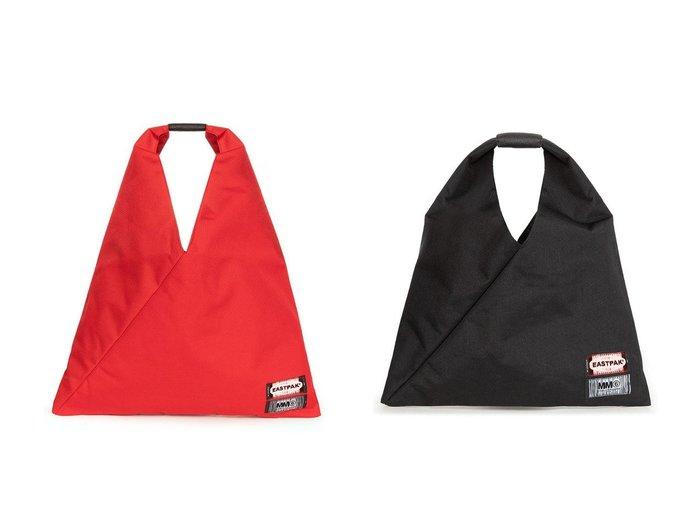 【MM6 Maison Martin Margiela/エムエム6 メゾン マルタン マルジェラ】の【MM6 Maison Margiela × EASTPAK】ジャパニーズバッグ 【バッグ・鞄】おすすめ!人気、トレンド・レディースファッションの通販 おすすめ人気トレンドファッション通販アイテム 人気、トレンドファッション・服の通販 founy(ファニー) ファッション Fashion レディースファッション WOMEN バッグ Bag ハンドバッグ |ID:crp329100000075486