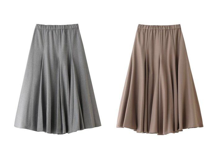 【mizuiro ind/ミズイロ インド】のボリュームフレアスカート 【スカート】おすすめ!人気、トレンド・レディースファッションの通販 おすすめ人気トレンドファッション通販アイテム 人気、トレンドファッション・服の通販 founy(ファニー) ファッション Fashion レディースファッション WOMEN スカート Skirt Aライン/フレアスカート Flared A-Line Skirts ロングスカート Long Skirt シンプル フレア ロング |ID:crp329100000075594