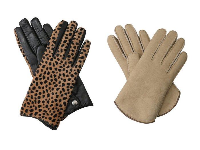 【heliopole/エリオポール】の【CARIDEI】ハラコグローブ&【Gala Gloves】スウェードグローブ おすすめ!人気、トレンド・レディースファッションの通販 おすすめ人気トレンドファッション通販アイテム 人気、トレンドファッション・服の通販 founy(ファニー) ファッション Fashion レディースファッション WOMEN 手袋 Gloves おすすめ Recommend シンプル スエード パイピング アニマル カシミヤ ベーシック |ID:crp329100000075639