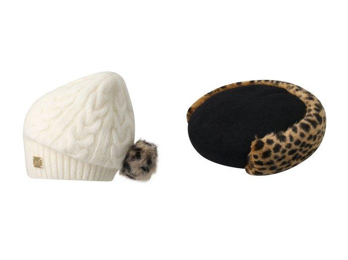 【Athena New York/アシーナ ニューヨーク】のPeyton ニットキャップ&Stella Animal ベレー帽 おすすめ!人気、トレンド・レディースファッションの通販 おすすめ人気トレンドファッション通販アイテム 人気、トレンドファッション・服の通販 founy(ファニー) ファッション Fashion レディースファッション WOMEN 帽子 Hats トップス・カットソー Tops/Tshirt ニット Knit Tops A/W・秋冬 AW・Autumn/Winter・FW・Fall-Winter アニマル エレガント バランス フェイクファー 帽子 キャップ ベーシック モヘア 防寒 |ID:crp329100000075654